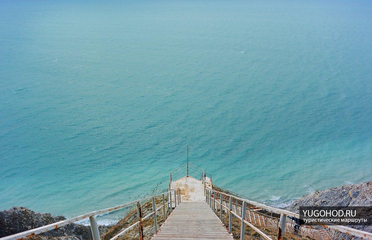Лестница 800 ступеней