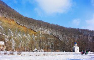 Водопады Краснодарского края, водопады Абхазии. Фото