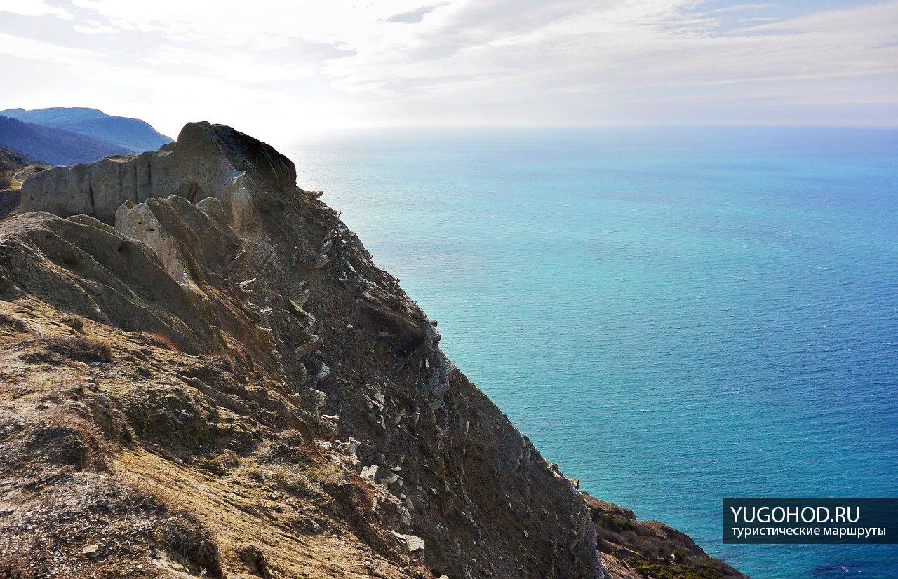 Лысая гора, смотровая Ласточкино гнездо