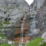 Пшехский водопад, ручей Водопадистый