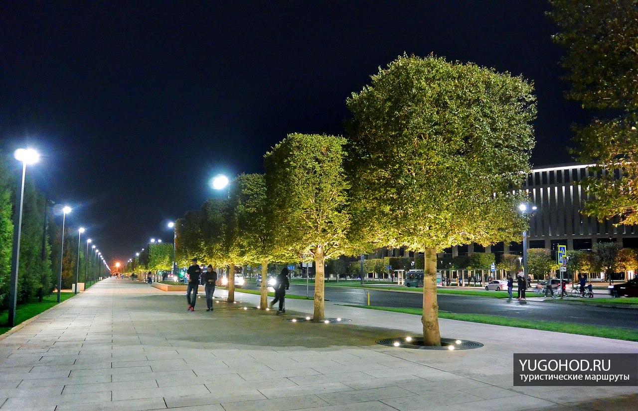 Городской парк Краснодар