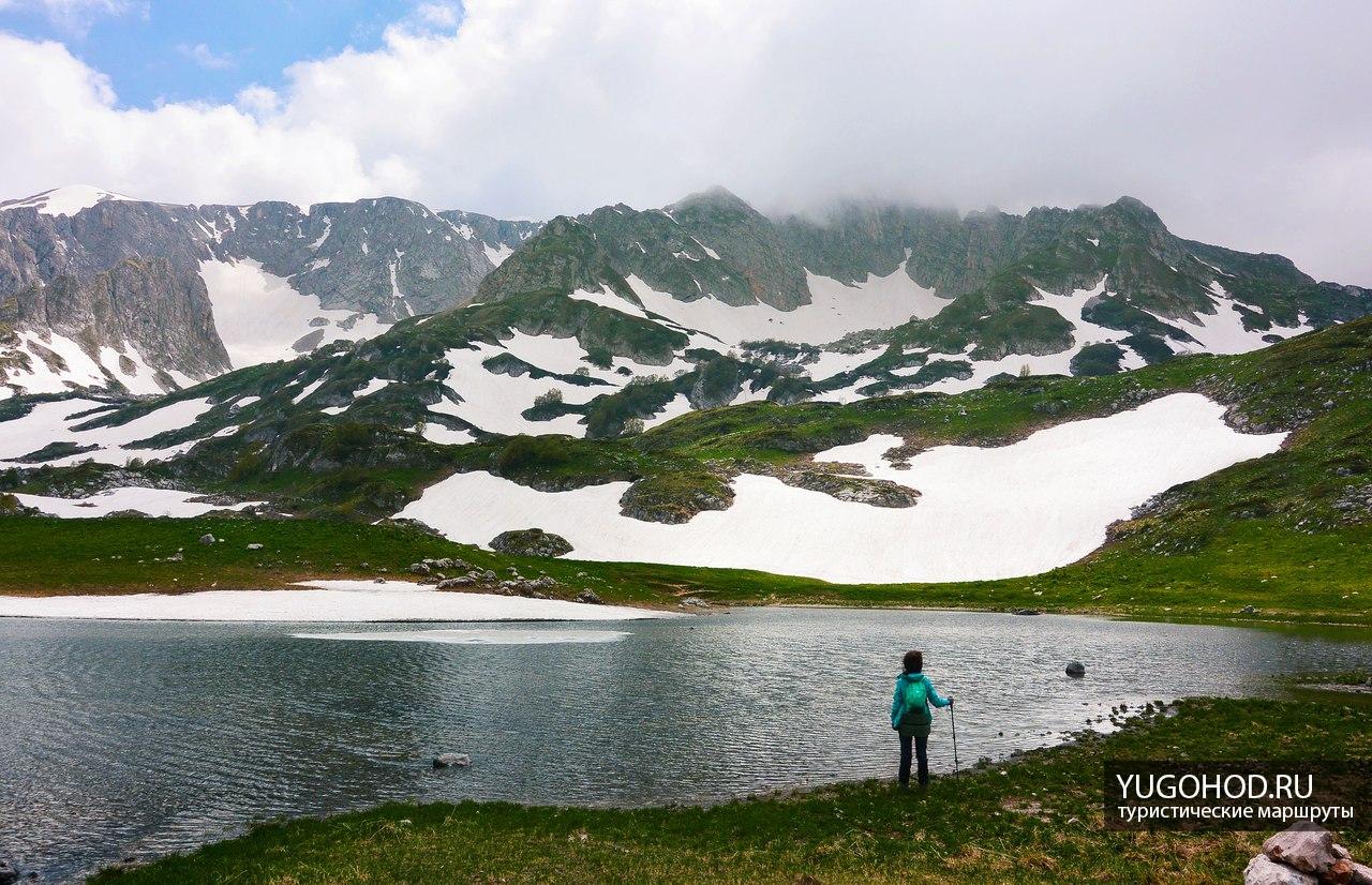 Озеро Псенодах