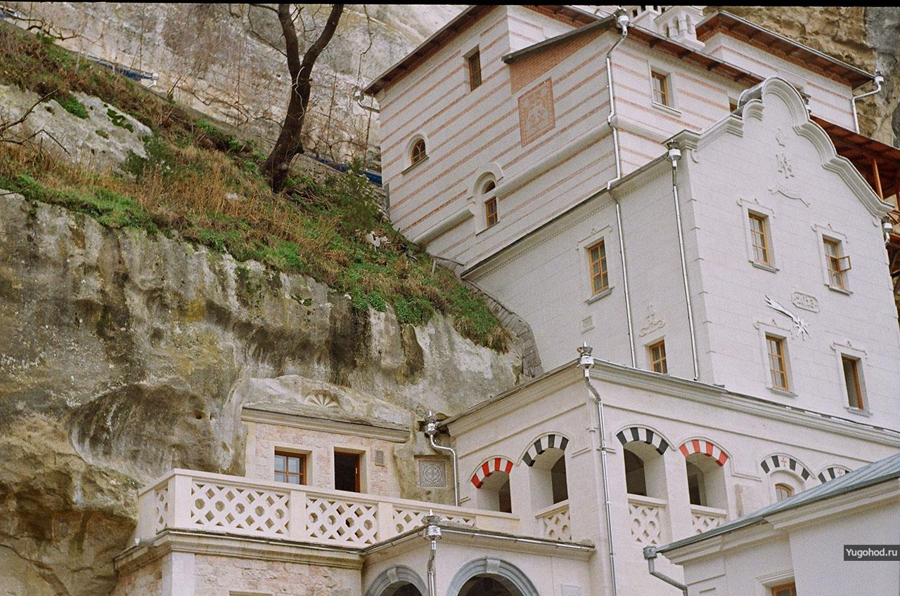 Храм Бахчисарай