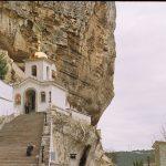 Чуфут-Кале, крепость и монастырь в г. Бахчисарай