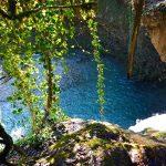 Экопарк Ажек: водопад Ажек