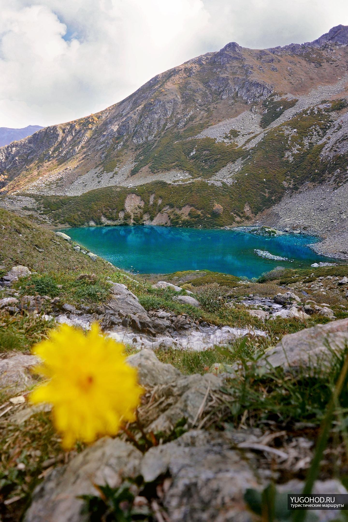 озеро Айматлы-Джагалы