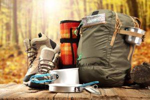 Снаряжение для похода: обувь, рюкзак, одежда