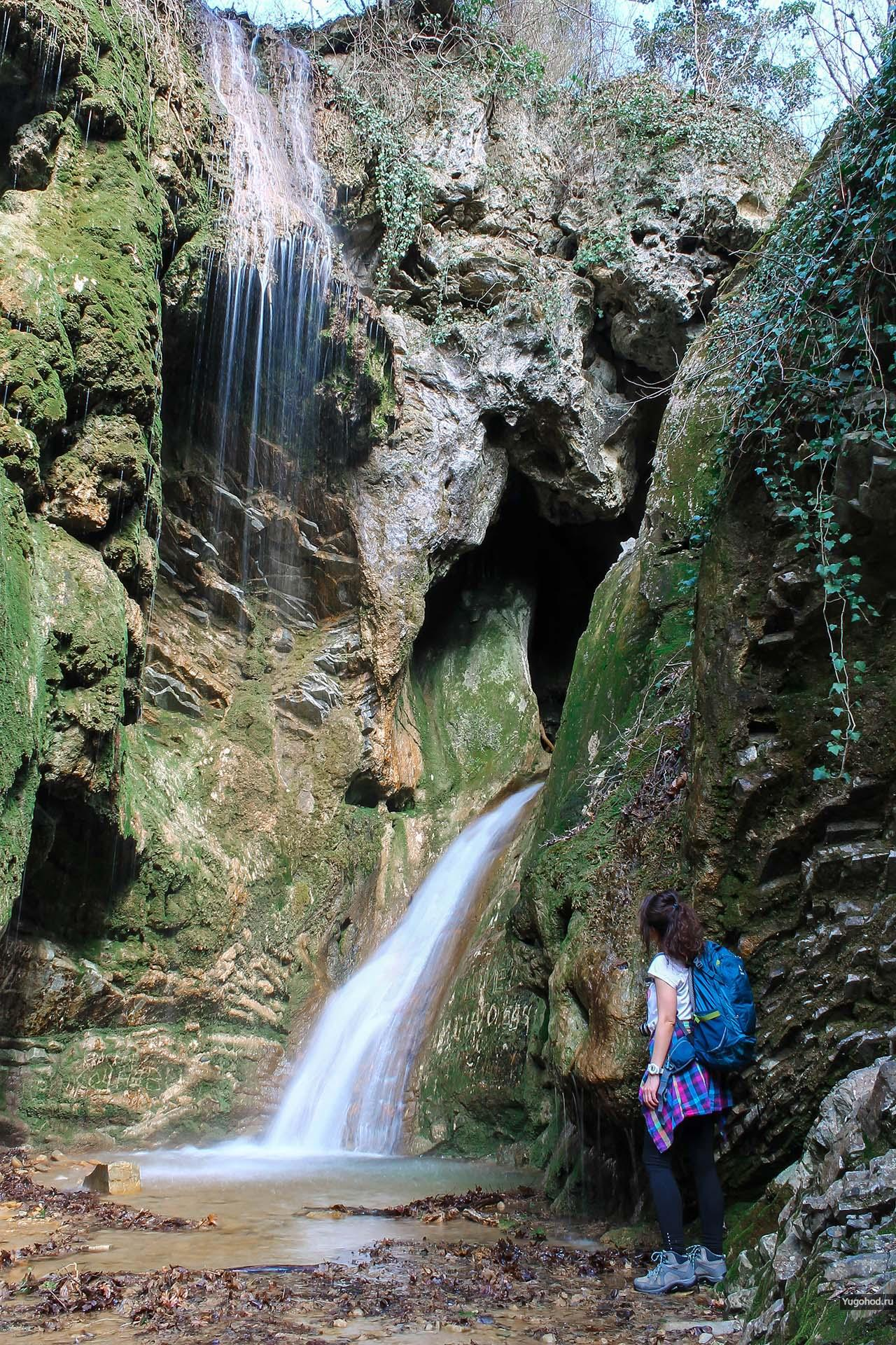 Гебиусский водопад