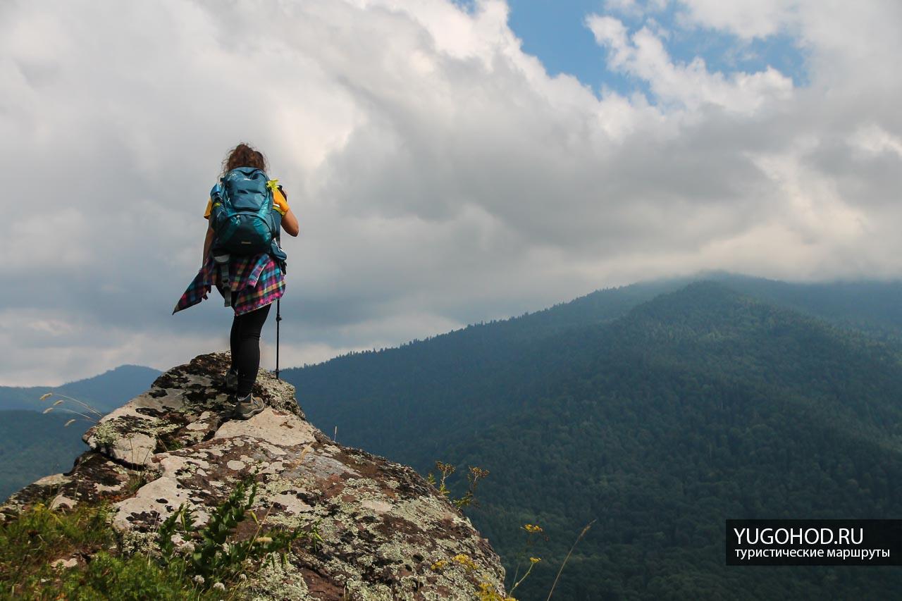 гора Казачья, Гузерипль