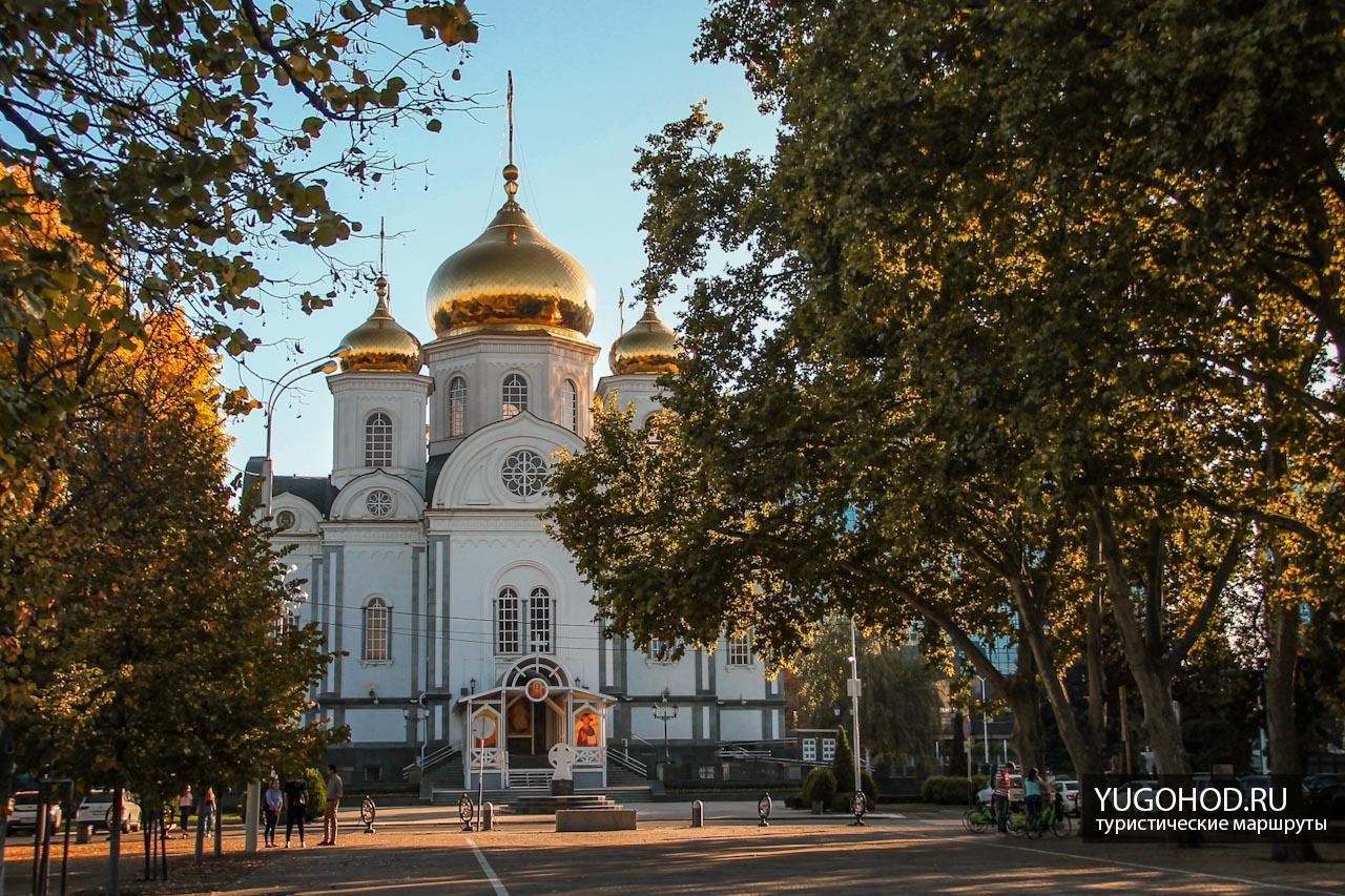 Войсковой собор имени Александра Невского