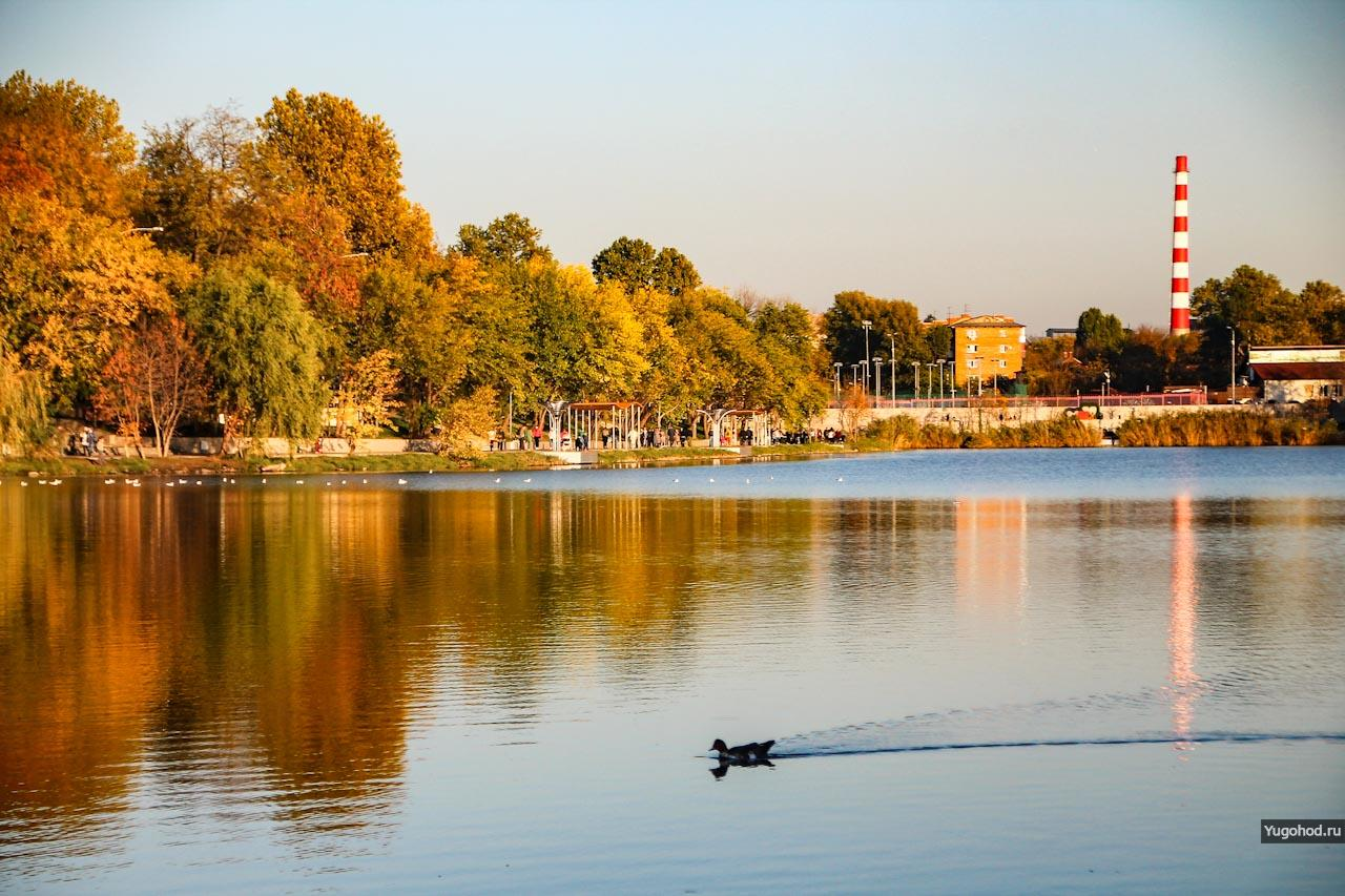 Озеро Карасун
